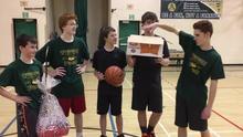 2016 Raffle Basket Winner!