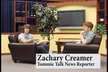 Journalism 120 - Zach Creamer, a Class Above