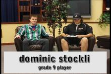 Broadcast Journalism 120 - Grade 9 Basketball Players Interview